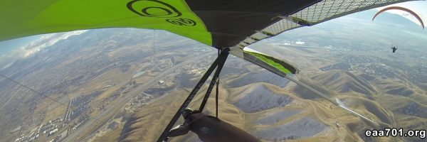 Hang glider photo programs