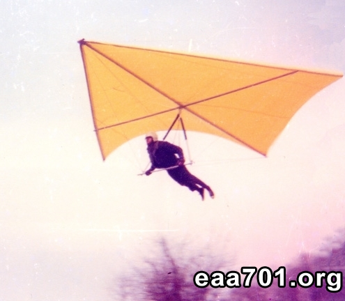 Hang glider photo templates