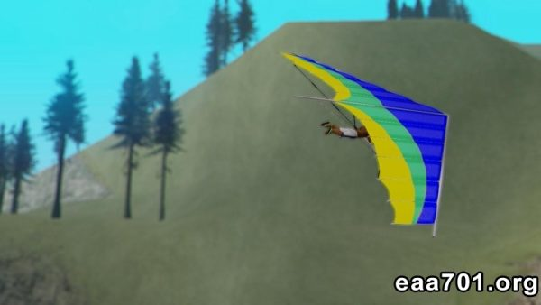 Hang glider photo upload