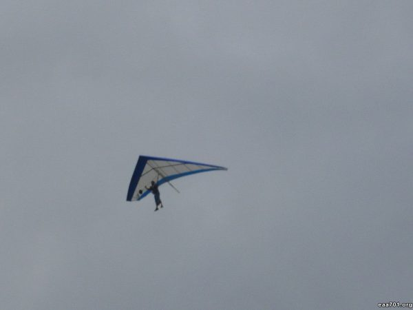 Hang glider photo uploader